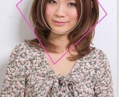 ぽっちゃり女子に似合う髪型とは?1