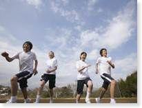 タバタ式4分間運動の驚愕効果とは?ダイエット比較あり!