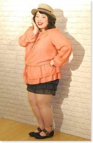 feb8f6e26a4b8cc1a9ba6cc6d54c9b49 ぽっちゃり女子に似合うファッションとは?独自検証!