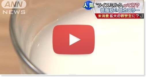 3946ca9e2fabe957d09f2a85e62321e1 ライスミルクの効果って?作り方や人気のレシピまとめ!