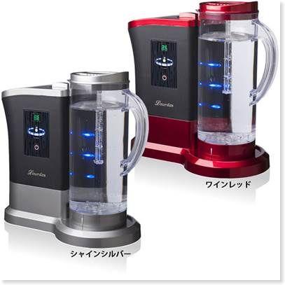 868717a478f7ce4648ebd91c3a5f8b1f 水素水の簡単な作り方をご紹介!電気分解が鍵を握る?