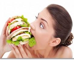 ダイエットしたい女性